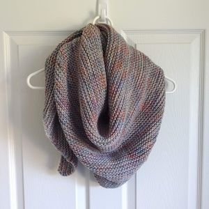 Multicolor Sweetheart Scarf